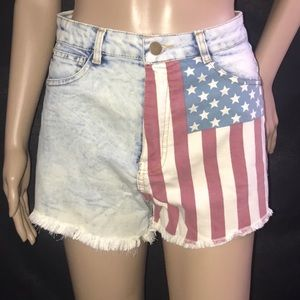 Pants - USA shorts
